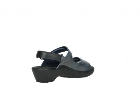 wolky sandalen 3476 lema 880 blauw leer_10