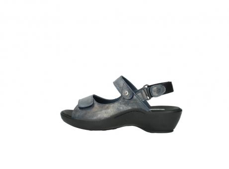 wolky sandalen 3476 lema 880 blauw leer_2