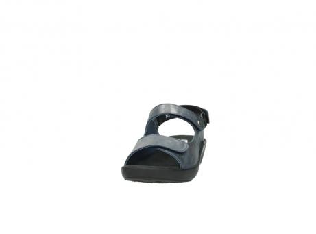 wolky sandalen 3476 lema 880 blauw leer_20