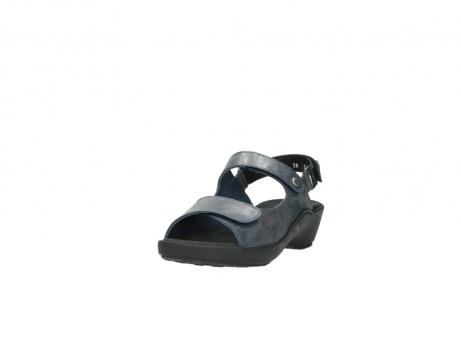 wolky sandalen 3476 lema 880 blauw leer_21