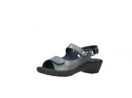 wolky sandalen 3476 lema 880 blauw leer_23