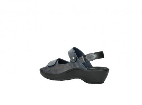 wolky sandalen 3476 lema 880 blauw leer_3
