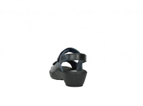 wolky sandalen 3476 lema 880 blauw leer_6