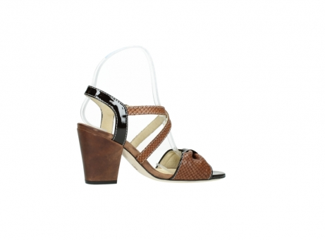 wolky sandalen 4641 la 643 cognac leer_12