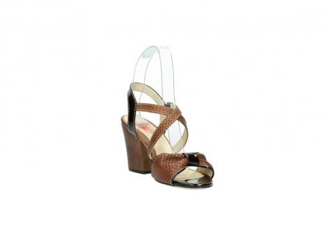 wolky sandalen 4641 la 643 cognac leer_17