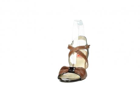 wolky sandalen 4641 la 643 cognac leer_20