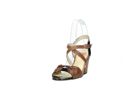 wolky sandalen 4641 la 643 cognac leer_21