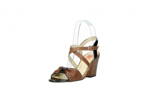 wolky sandalen 4641 la 643 cognac leer_22