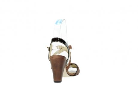 wolky sandalen 4641 la 643 cognac leer_8
