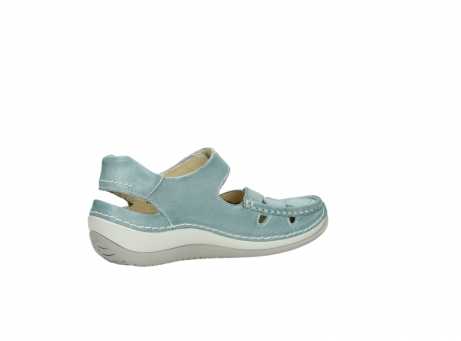 wolky sandalen 4801 venture 378 aqua blau leder_11