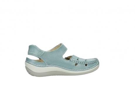 wolky sandalen 4801 venture 378 aqua blau leder_12