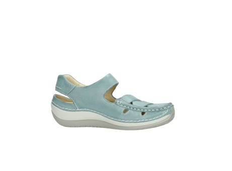 wolky sandalen 4801 venture 378 aqua blau leder_14