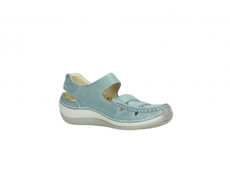 wolky sandalen 4801 venture 378 aqua blau leder_15