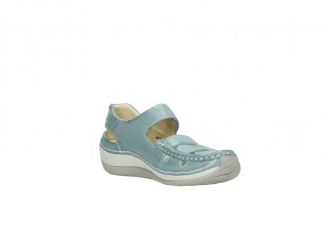 wolky sandalen 4801 venture 378 aqua blau leder_16