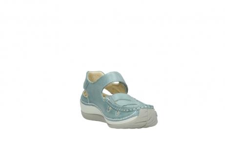 wolky sandalen 4801 venture 378 aqua blau leder_17