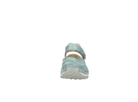 wolky sandalen 4801 venture 378 aqua blau leder_19