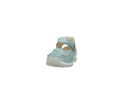 wolky sandalen 4801 venture 378 aqua blau leder_20