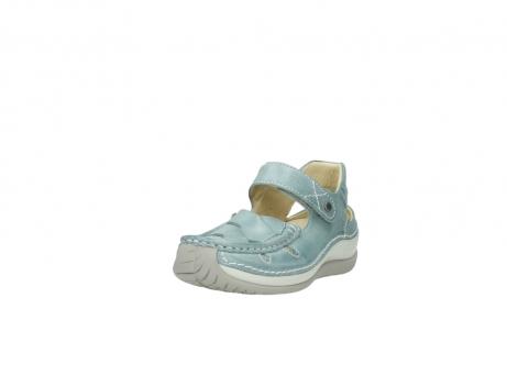 wolky sandalen 4801 venture 378 aqua blau leder_21