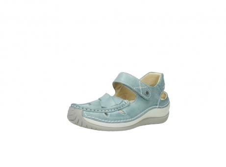 wolky sandalen 4801 venture 378 aqua blau leder_22