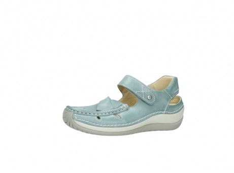 wolky sandalen 4801 venture 378 aqua blau leder_23