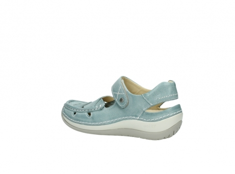 wolky sandalen 4801 venture 378 aqua blau leder_3