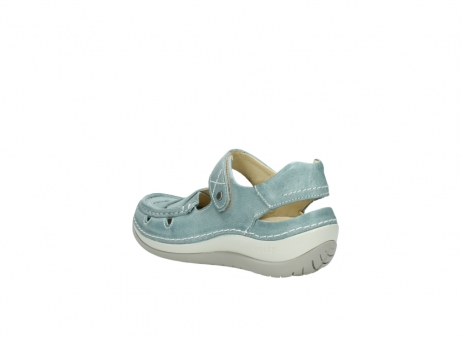 wolky sandalen 4801 venture 378 aqua blau leder_4