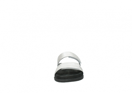 wolky slippers 00501 cirrus 90190 pearl metallic leather_19