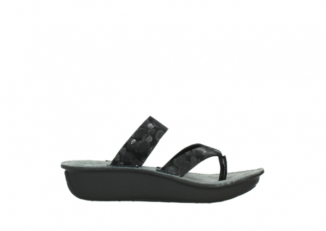 wolky slippers 00877 martinique 12000 zwart nubuck_13