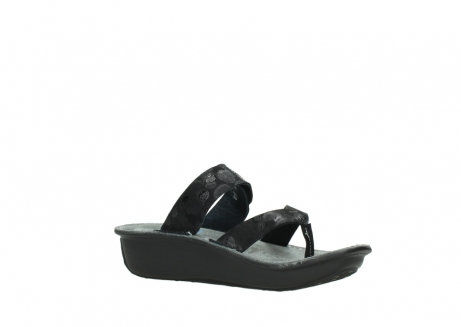 wolky slippers 00877 martinique 12000 zwart nubuck_15