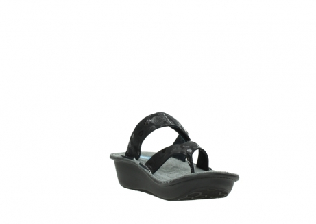 wolky slippers 00877 martinique 12000 zwart nubuck_17
