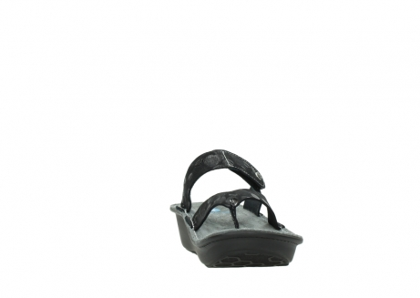 wolky slippers 00877 martinique 12000 zwart nubuck_18