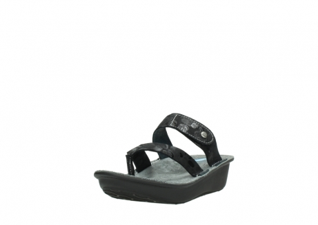 wolky slippers 00877 martinique 12000 zwart nubuck_21
