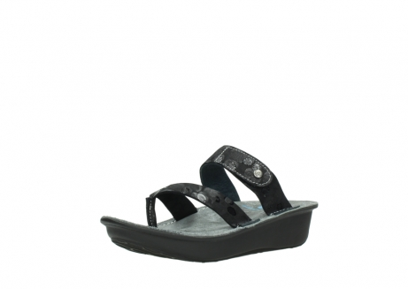 wolky slippers 00877 martinique 12000 zwart nubuck_22