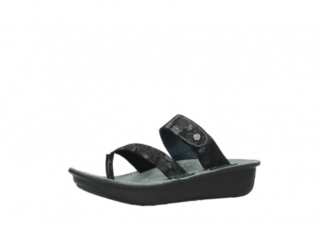 wolky slippers 00877 martinique 12000 zwart nubuck_23