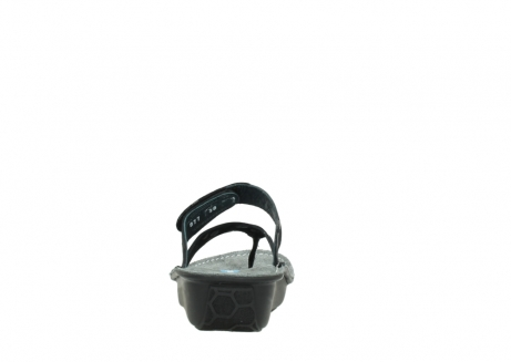 wolky slippers 00877 martinique 12000 zwart nubuck_7