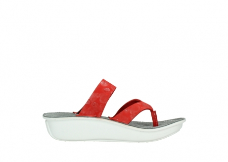 wolky slippers 00877 martinique 12500 rood nubuck_13