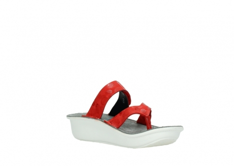 wolky slippers 00877 martinique 12500 rood nubuck_16