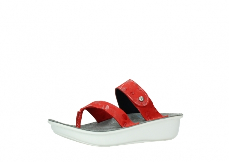 wolky slippers 00877 martinique 12500 rood nubuck_23