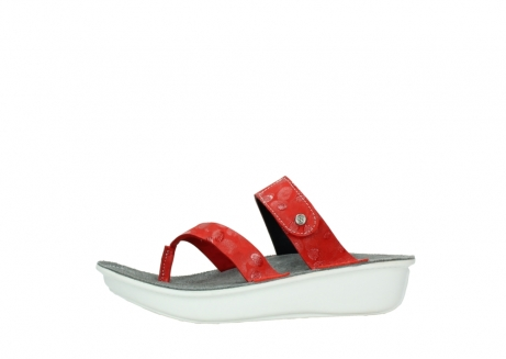 wolky slippers 00877 martinique 12500 rood nubuck_24