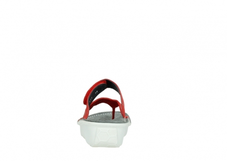 wolky slippers 00877 martinique 12500 rood nubuck_7