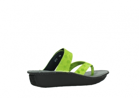 wolky slippers 00877 martinique 12750 lime nubuck_11