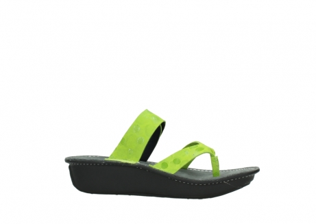 wolky slippers 00877 martinique 12750 lime nubuck_14