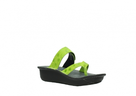 wolky slippers 00877 martinique 12750 lime nubuck_16
