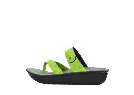 wolky slippers 00877 martinique 12750 lime nubuck_2