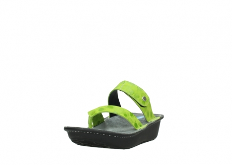wolky slippers 00877 martinique 12750 lime nubuck_21