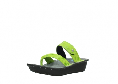 wolky slippers 00877 martinique 12750 lime nubuck_22