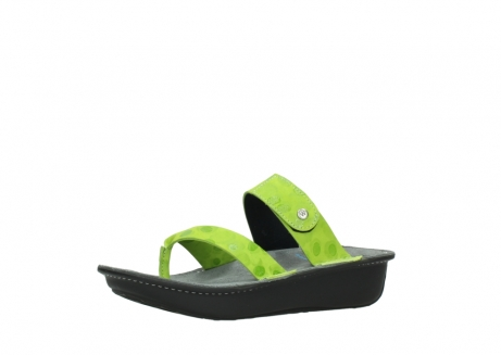 wolky slippers 00877 martinique 12750 lime nubuck_23