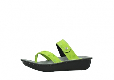 wolky slippers 00877 martinique 12750 lime nubuck_24