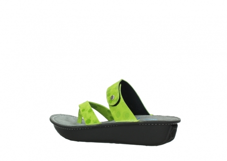 wolky slippers 00877 martinique 12750 lime nubuck_3