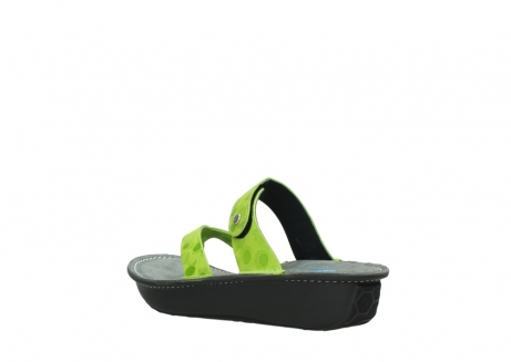 wolky slippers 00877 martinique 12750 lime nubuck_4